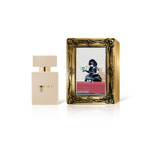 Banksy - Graffiti - Damen Parfum Limited Edtition  | Precious 50 ml EDP  | Artikelnummer: 009655