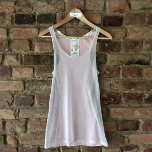 TANK-TOP  | GO LIGHTLY HAZY LAVENDER | Artikelnummer: T21a