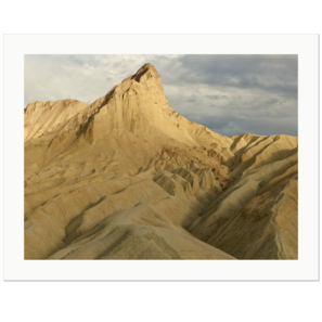 Manly Beacon at Sunset | Golden Canyon, Death Valley National Park, California, 2015 | Edition Print 24   unlimitiert | Bildnummer: IQ180_151103_096-24