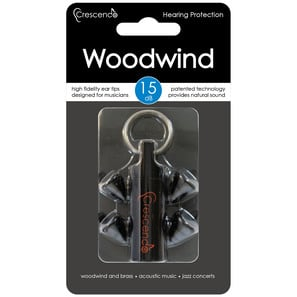 Crescendo Woodwind Earplugs |  | Artikelnummer: PR-0295