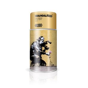 Banksy Graffiti Body Spray Men Limited Edition  | Body Spray Love Nature 225 ml  | Artikelnummer: 009686