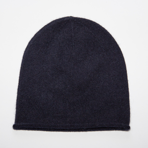 Hat KIM | 100% Cashmere, Colour: Dark Navy | Code: 0120AH300156XXX