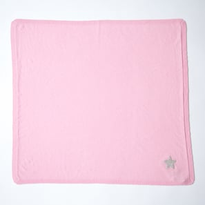 Cashmere Baby Blanket with Star | 100% Cashmere, Colour: Light Rose | Code: 0715IB010131S