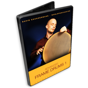 Advanced Frame Drums 1 DVD David Kuckhermann |  | Artikelnummer: AFD1