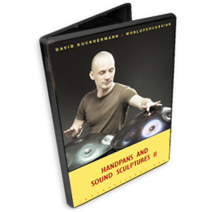 Hand Pans & Sound Sculptures 2 DVD David Kuckhermann |  | Artikelnummer: HP2