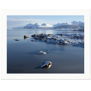 Cracking Ice II | Lofoten Islands, Norway, 2013 | Edition Print 24   unlimitiert | Bildnummer: IQ180_130304_001-24