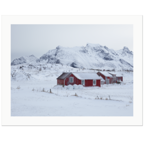Frozen Life | Lofoten Islands, Norway, 2013 | Edition Print 24   unlimitiert | Bildnummer: IQ180_130308_037-24