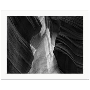 Upper Antelope Canyon 02 | Upper Antelope Canyon, Page, Arizona, 2019 | Edition Print 24   unlimitiert | Bildnummer: X1d_191104_205_bw-024