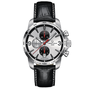 Certina Herrenuhr DS Podium Chronograph Automatic C001.427.16.037.01 | Certina Sport Kollektion | Artikelnummer: C1-129
