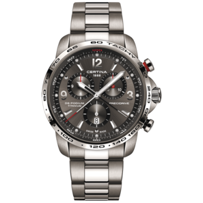 Certina DS Podium Big Size Chrono 1/100 SEC Herrenuhr | C001.647.44.087.00 | Artikelnummer: C1-74
