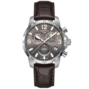 Certina Herrenuhr DS Podium Chronograph GMT C034.654.16.087.01 | Certina Sport Kollektion  | Artikelnummer: C1-128