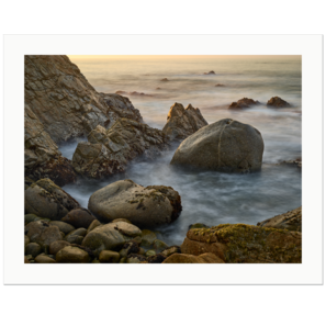 Pacific Coast Evening | 17 Mile Drive, Monterey, California, USA, 2016 | Edition Print 24   unlimitiert | Bildnummer: IQ180_160908_061-24