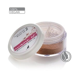 Make-up Puder Nr. 2 | Puder Make-up für den hellen bis mittleren Teint | Artikelnummer: 4250304300023
