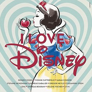 I love Disney | Various | Artikelnummer: 379