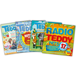 Radio TEDDY-Hits | Super Spar Paket Vol. 14-17 | Artikelnummer: 840