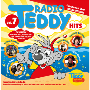 Radio TEDDY-Hits | Vol. 7 | Artikelnummer: 005