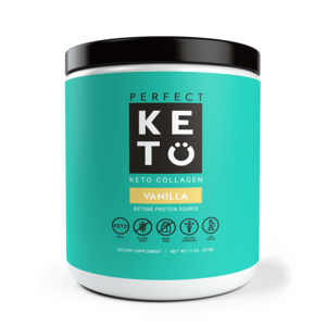 perfect KETO Collagen Pulver | Vanilla