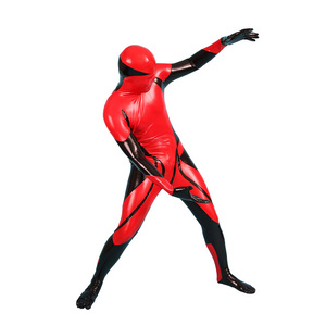 Latex Catsuit red |  | Artikelnummer: 1000182