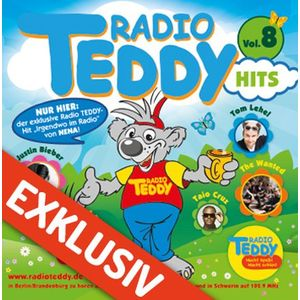 Radio TEDDY-Hits | Vol. 8 | Artikelnummer: 004