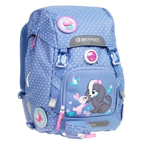 5-tlg. Set Lovely Pets 22l | 5-teiliges Schulrucksack Set Lovely Pets | Artikelnummer: 117-pets