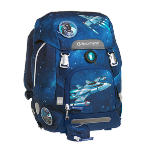 Space Ship 22l Classic | Beckmann Schulrucksack Space Ship | Artikelnummer: 1171-space