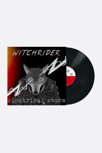 Vinyl, Electrical Storm | Witchrider