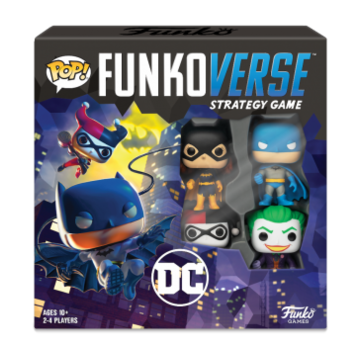 POP! Funkoverse - DC Comics - Base Set |  | Artikelnummer: 889698434638