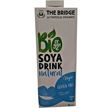 The Bridge Bio Soya Drink natural 1000ml | MHD 26.11.19 | Artikelnummer: 100311