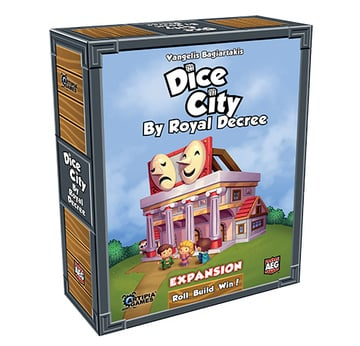 Dice City: By Royal Decree | Erweiterung | Artikelnummer: 029
