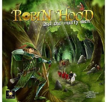 Robin Hood and the Merry Men - Deluxe Edition |  | Artikelnummer: 602573676875