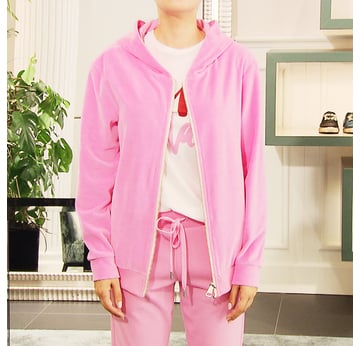 Sweat Hoody Jacket (), pink |  | Artikelnummer: 193100812
