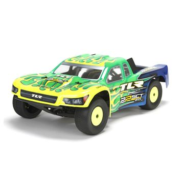 TLR 22SCT (2.0) 2WD Short Course Truck 1:10 Race KIT | 605482577806 | Artikelnummer: TLR03003