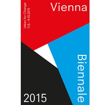 VIENNA BIENNALE 2015 Guide | IDEAS FOR CHANGE | Artikelnummer: 201506