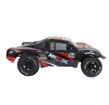 AM10SC V2 RED M1:10 / 4WD / Brushless |  | Artikelnummer: 22192