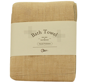 Bath Towel Natural Persimmon |  | Artikelnummer: E3021