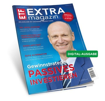 Gewinnstrategie (Digital-Version) | EXtra-Magazin (ETF) - Ausgabe November 2017 | Artikelnummer: 201711D