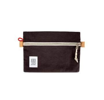Accessory Bag Medium Black Canvas von Topo Designs |  | Artikelnummer: 840002844826
