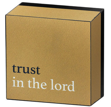 trust in the lord | Art Box | Artikelnummer: 50-19-006
