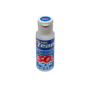 TEAM ASSOCIATED FT SILICONE SHOCK FLUID 30WT/350CST AE5422 | 784695054226 | Artikelnummer: Ae5422