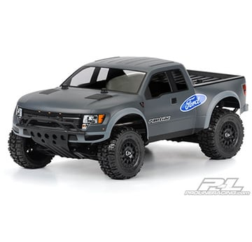 Proline True Scale Ford F-150 Raptor SVT Clear Body  |  | Artikelnummer: 3389-17