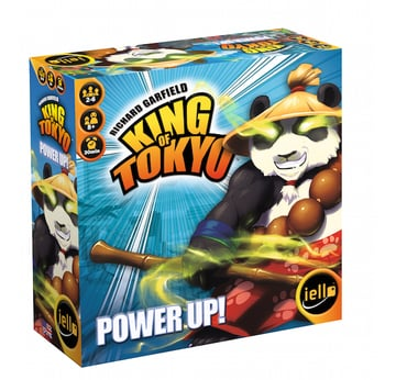 King of Tokyo Power Up | Erweiterung | Artikelnummer: 3760175513787