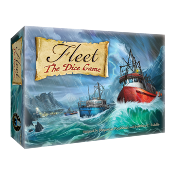 Fleet: The Dice Game (2nd Edition) | Eagle-Gryphon Games | Artikelnummer: 609456647885