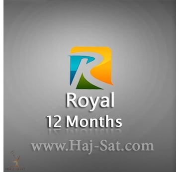Royal IPTV Subscription 12 Months |  | Artikelnummer: RA1X12M