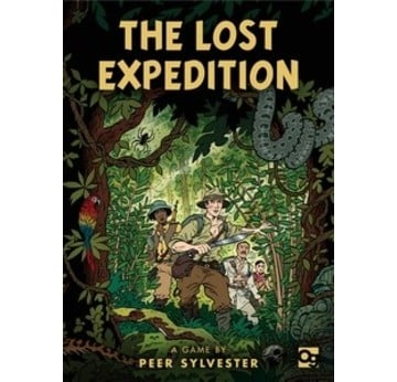 The Lost Expedition |  | Artikelnummer: 9781472824165