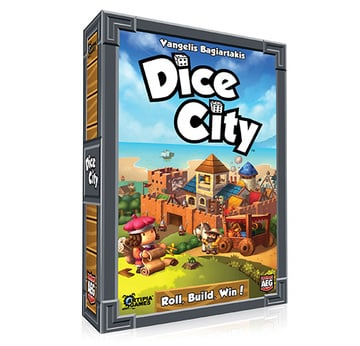 Dice City |  | Artikelnummer: 729220058362
