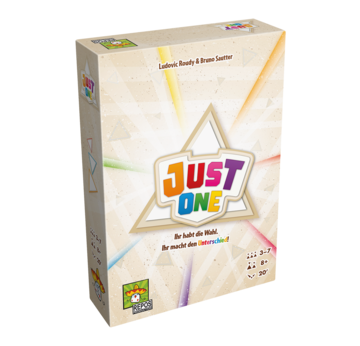 Just One |  | Artikelnummer: 5425016922576