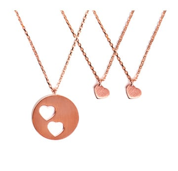 Carry Collier-Set 2 Rose |  | Artikelnummer: 9610420070011