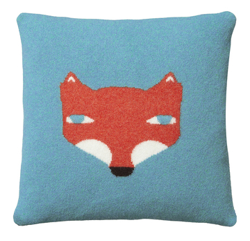 Fox Cushion - Fuchs Kissen von Donna Wilson |  | Artikelnummer: FoxCushion