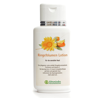 Ringelblumen Lotion | Ideal für sensible Haut | Artikelnummer: 0448