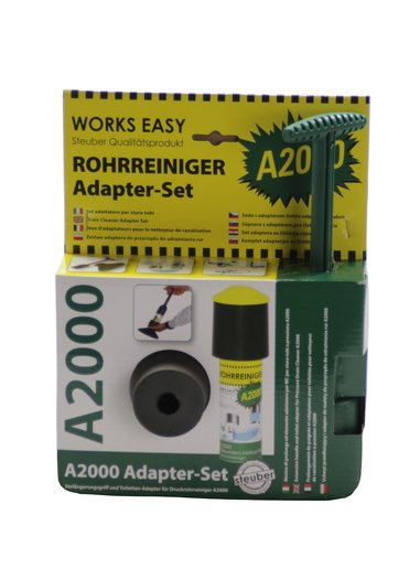 A2000 Adapter-Set | Artikelnummer: 4250741622023
